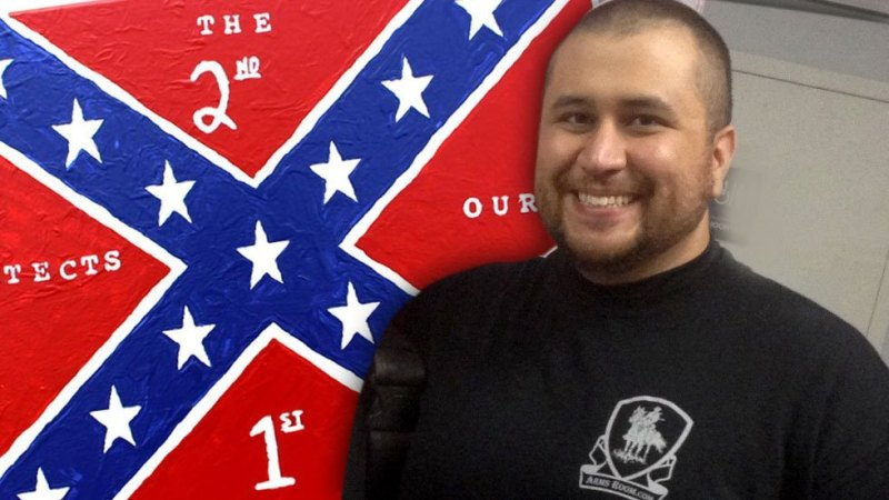 George Zimmerman Auctioning Gun He Killed Trayvon Martin With…So He Can Stop Hillary