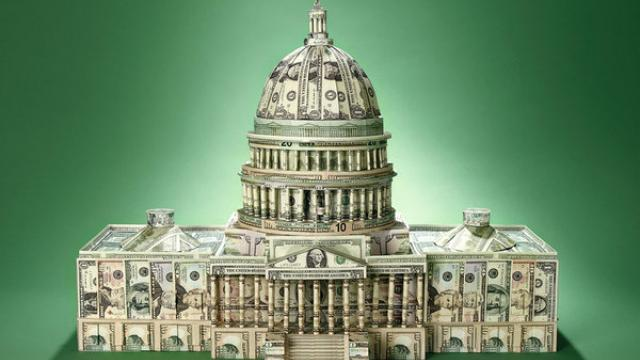 Washington Is A Cesspool: Influx Of Money Has Made Congress Corrupt And Unproductive