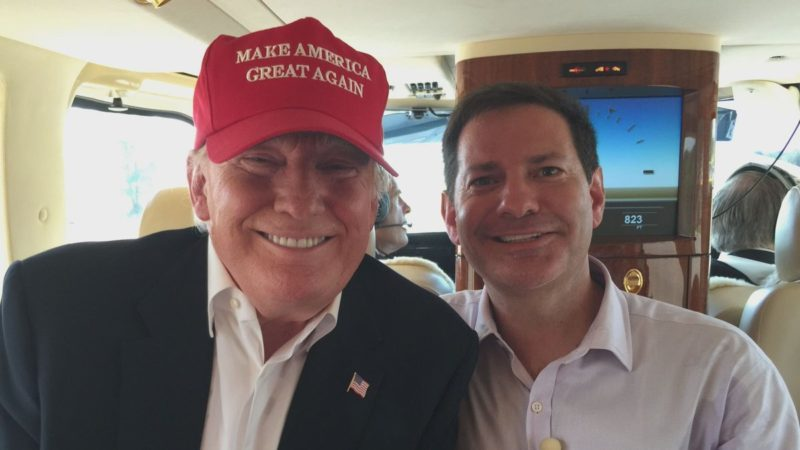 "Political Hack Mark Halperin: Trump Can't Be Racist Because ""Mexico Isn't A Race"""