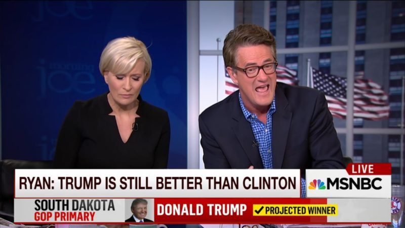 "Joe Scarborough To Trump: ""You're Acting Like A Bush League Loser…Like A Racist"""