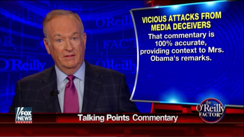 """""""They Want Me Dead!"""": Bill O'Reilly Plays Victim After Backlash Over Slavery Comments"""