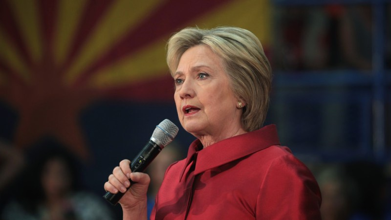Clinton Losing Her Edge As Trump Surges In Polls