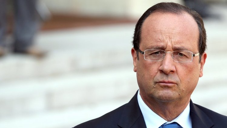 French President: Trump Makes Me Want To Retch