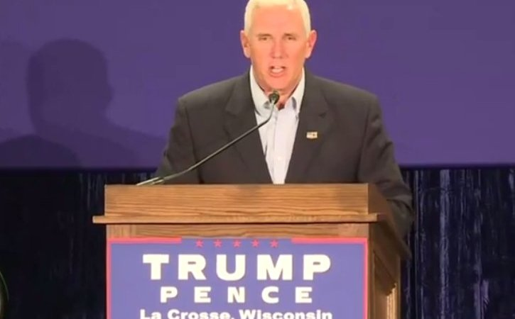Mike Pence Really Wishes The Media Would Stop Taking Donald Trump At His Word