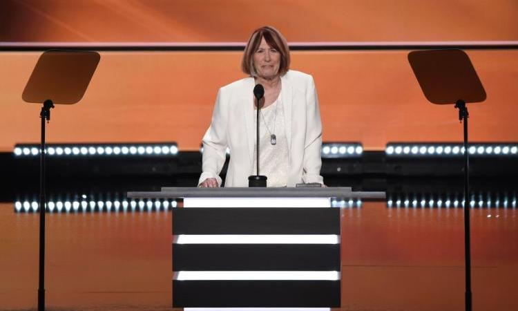 Benghazi Mother Who Spoke At Republican Convention Sues Hillary Clinton For Son's Death