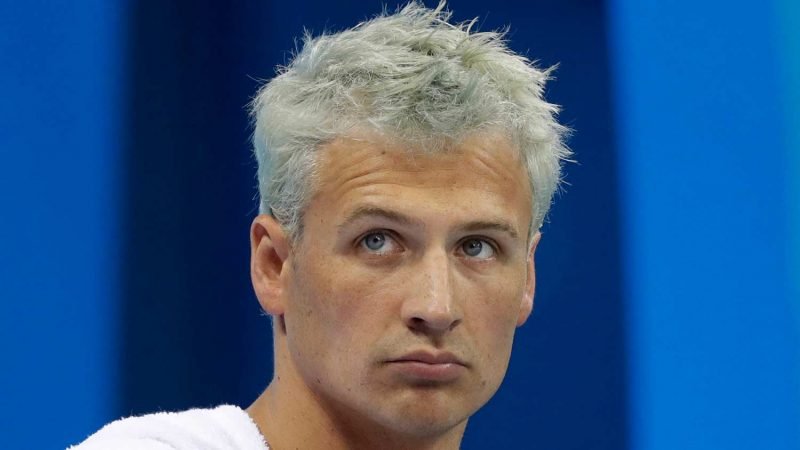 Why Is The Media Easier On Trump Than Ryan Lochte?