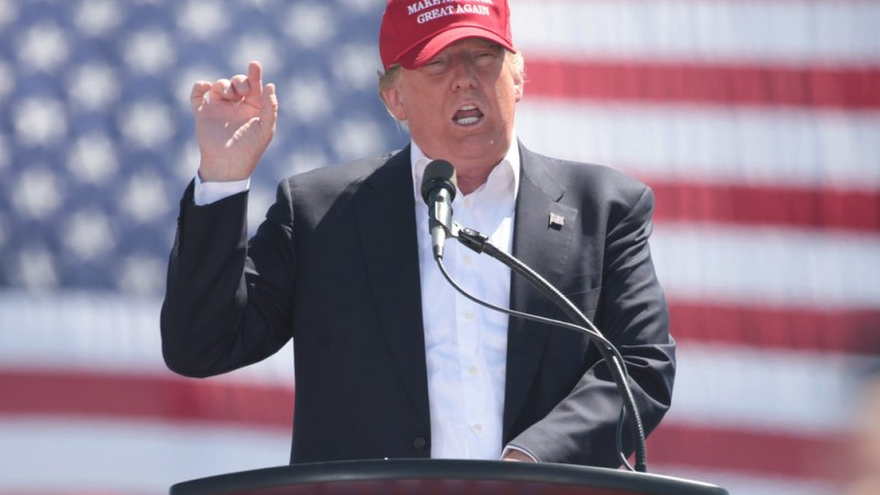 Trump's Call For Poll Monitoring Needs Far More Media Attention