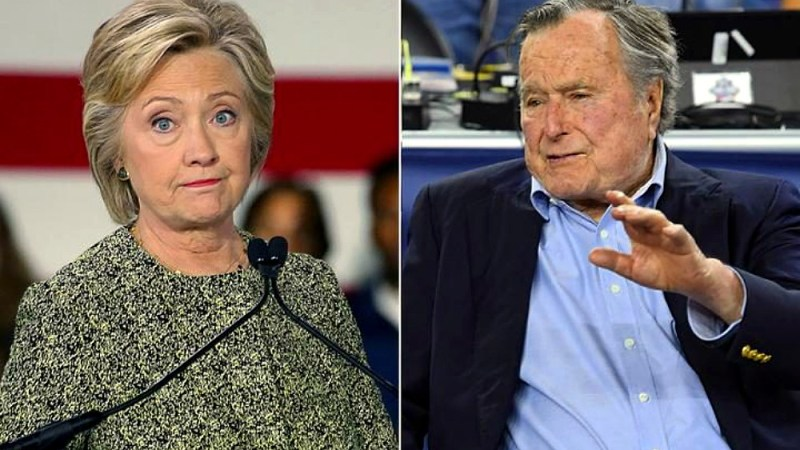 Why It's A Big Deal That Poppy Bush Is Breaking Ranks With GOP To Vote For Hillary