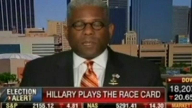Ex-GOP Congressman Allen West: Blacks Would Be Better Off If We Brought Back Segregation