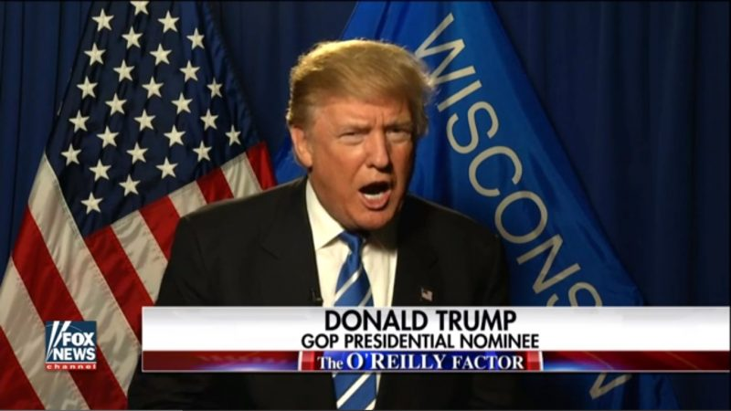Trump Reveals How He Heroically Saved Alicia Machado's Job After She Got Really Fat
