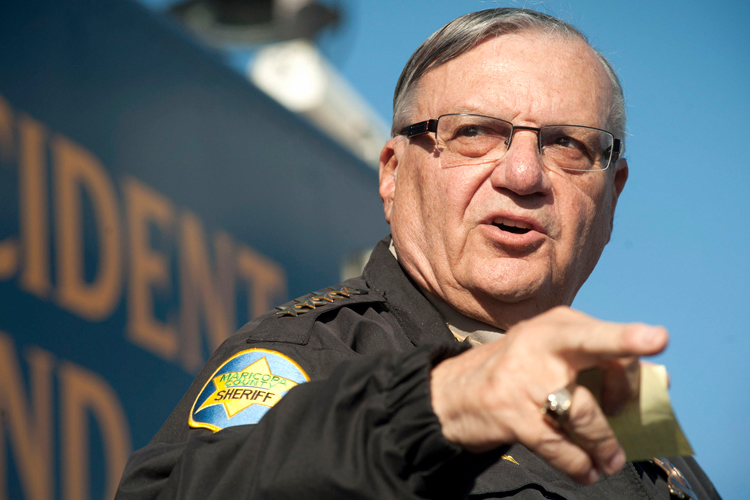 Sheriff Arpaio Won't Follow Trump's Lead, Still Claims Obama's Birth Certificate Is Fake