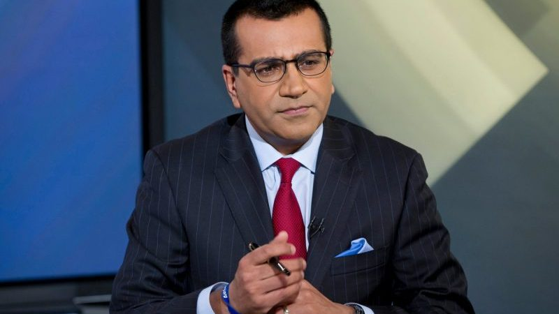 After Nearly Three Years, Ex-MSNBC Host Martin Bashir Finally Lands Another TV Job
