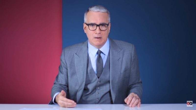 Keith Olbermann: Donald Trump's Secret Plan To Defeat ISIS Is That There Is No Plan