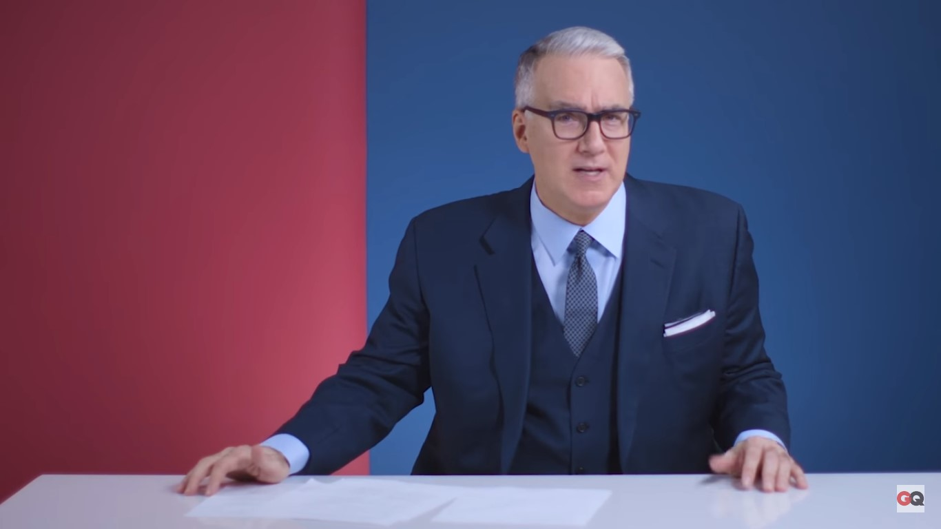 Keith Olbermann: Hillary Clinton Was Wrong, ALL Of Trump's Supporters Are Deplorable
