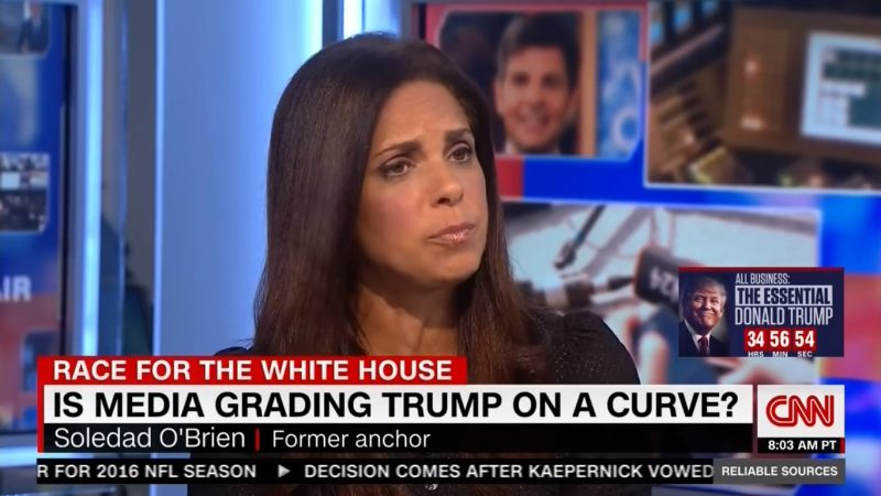 Ex-CNN Anchor Soledad O'Brien Scolds Cable News For Normalizing White Supremacy