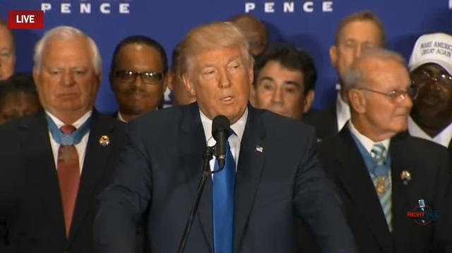Donald Trump Officially Admits Obama Was Born In America But Blames Clinton For Birther Movement
