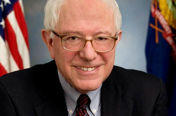 Senate Budget Chairman Bernie Sanders Sounds Positive, Doesn't It?