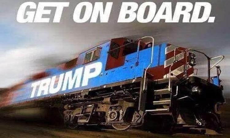 The Trump Train Has Become A Hot Mess Express