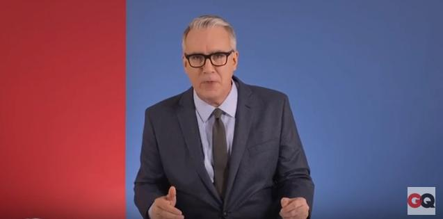 Keith Olbermann To Gun Owners: The Second Amendment Is About Gun Control