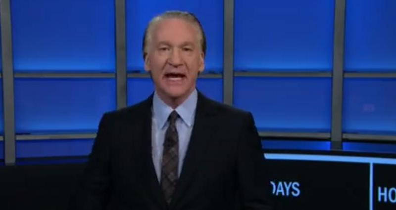 Bill Maher: Donald Trump Is On Message If The Message Is 'I'm F*cking Insane'