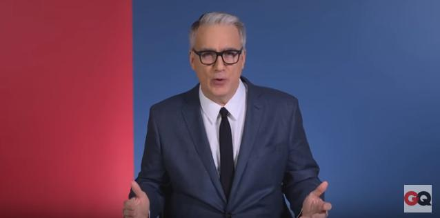 Keith Olbermann: We Can Remove Donald Trump With The Constitution's 'Crazy Man Clause'