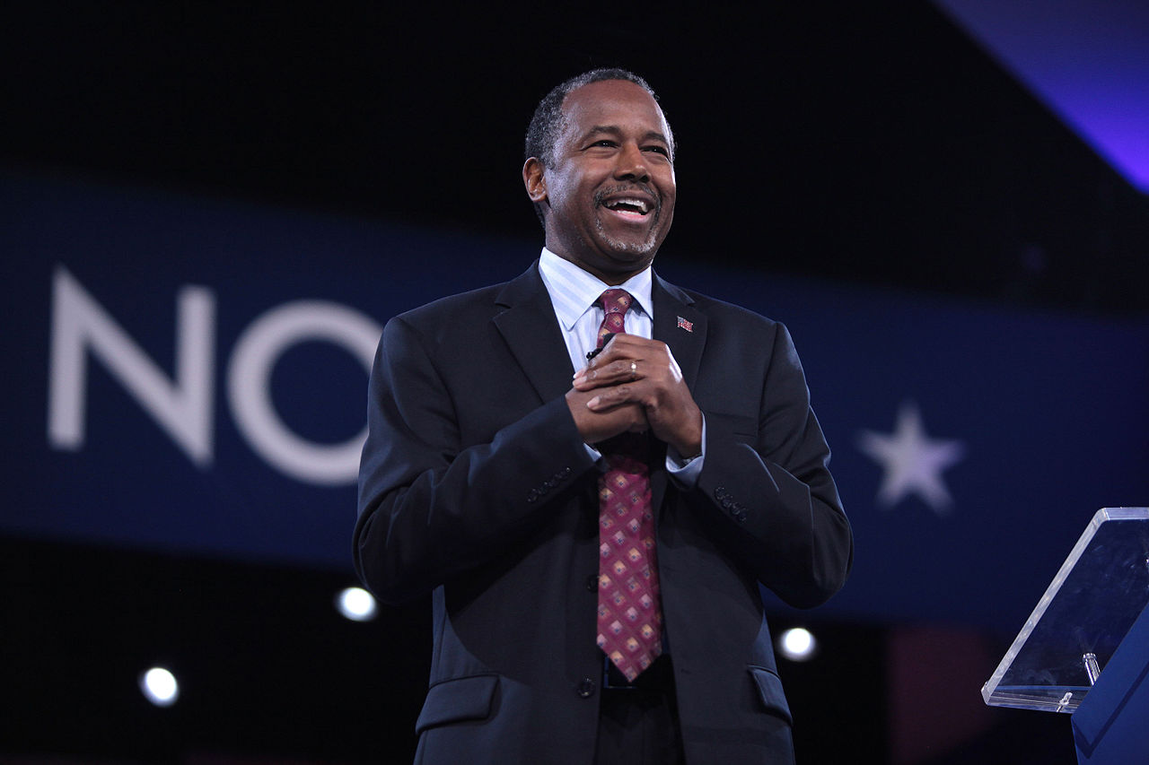 Ben Carson at HUD Embodies Everything Wrong With Trump's Know-Nothing Administration