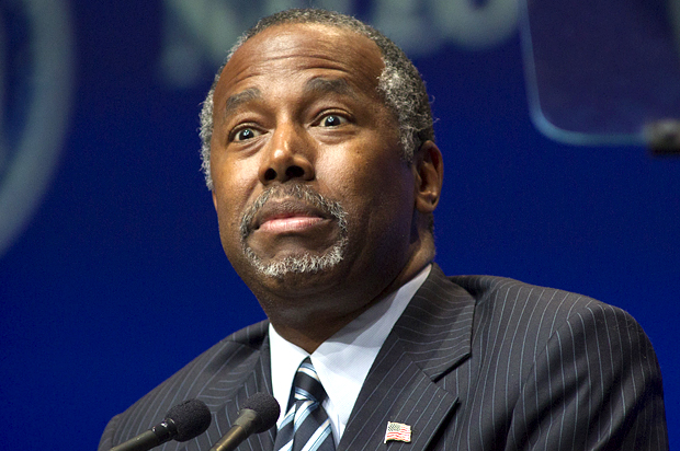 By Choosing Carson, Trump Re-Affirms His Lies About 'The Inner Cities'