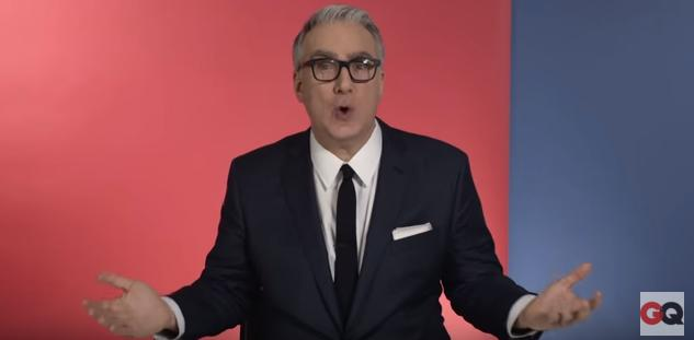 Keith Olbermann: Vladimir Putin Is A Modern Hitler And Trump's Treason Is Appeasement