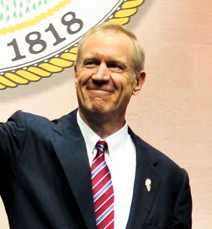 We're Number 8! IL's Governor Rauner Ranks Among Nation's Worst