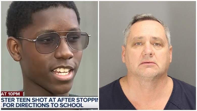 When Black Men Knock, Guns Answer