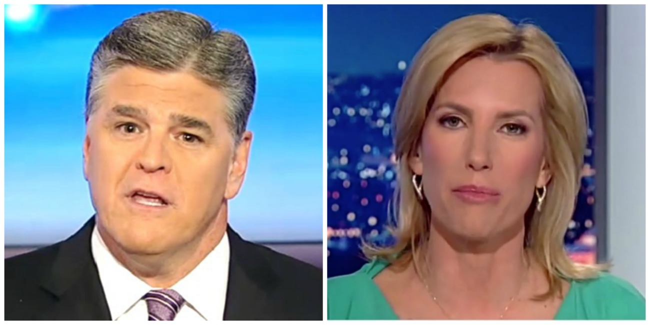 Hannity And Ingraham Finish Last In Time Slots In Key Demo On Monday Night