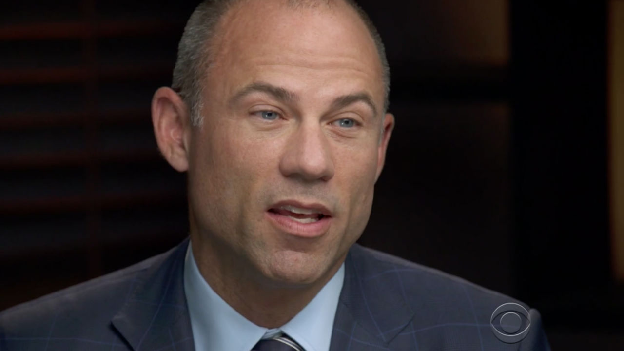 Michael Avenatti Continues Feud With Tucker Carlson, Claims Fox News Host Is 'Lying'