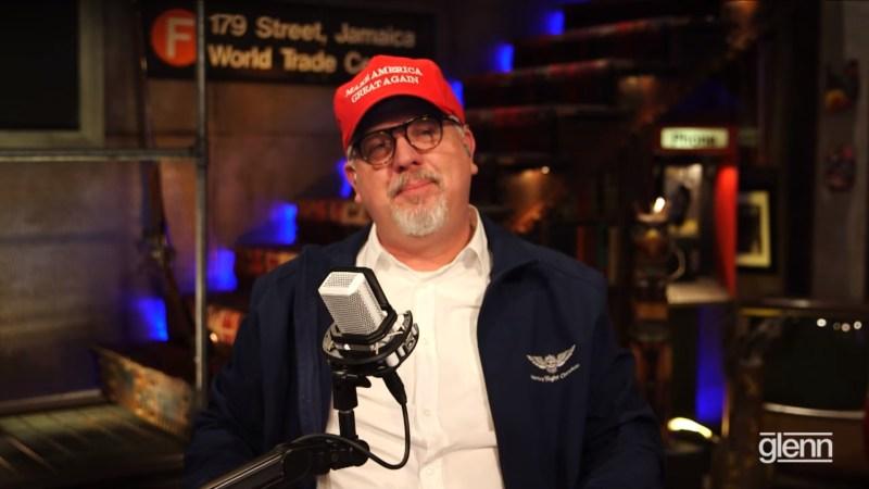 Glenn Beck Throws In #NeverTrump Towel, Puts On MAGA Cap, And Boards Trump Train