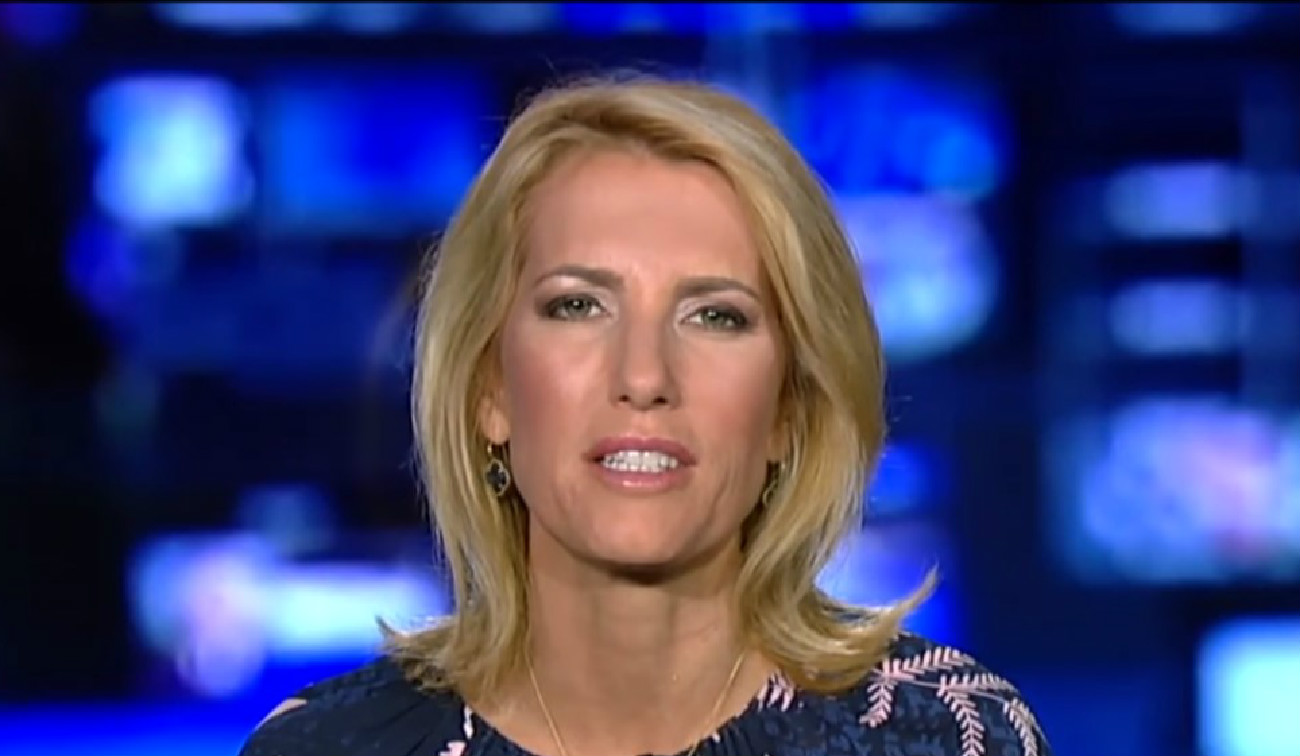 Fox's Ingraham Places Last In Primetime Cable News Demo Monday Night