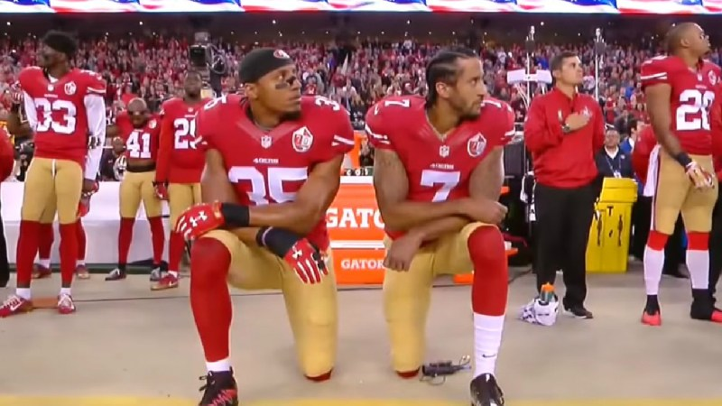 Republican Official Called Kneeling NFL Players 'Baboons' And 'Over Paid Ignorant Blacks'