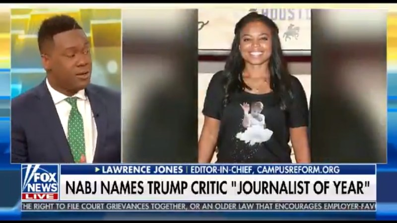 Fox and Friends Guest Repeatedly Claims ESPN's Jemele Hill Is 'Unemployed' (She's Not)