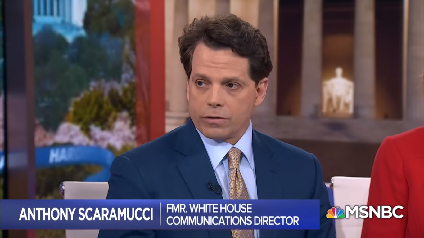 The Mooch Apparently Thinks Parody North Korea Twitter Account Is The Real Deal