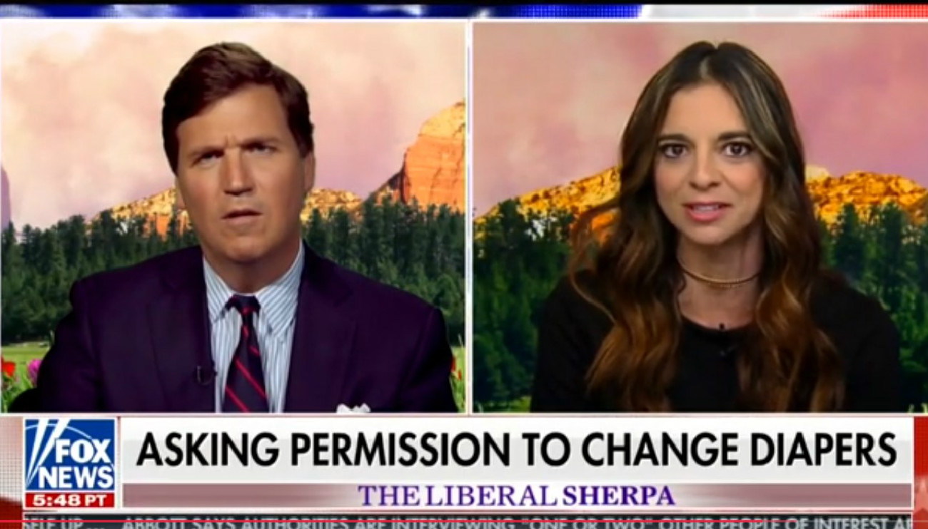 Tucker Carlson Virtually Ignores Santa Fe Shooting…But Has Time To Talk About Diapers
