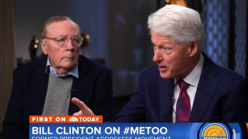 Bill Clinton's Tantrum Over Monica Lewinsky Should Be The Final Nail In His Political Relevancy