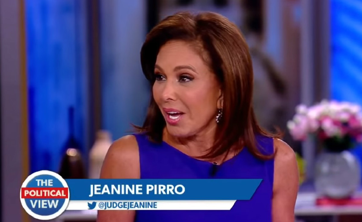 Jeanine Pirro Says Whoopi Goldberg Told Her To 'Get The F*ck Out' After Heated View Segment