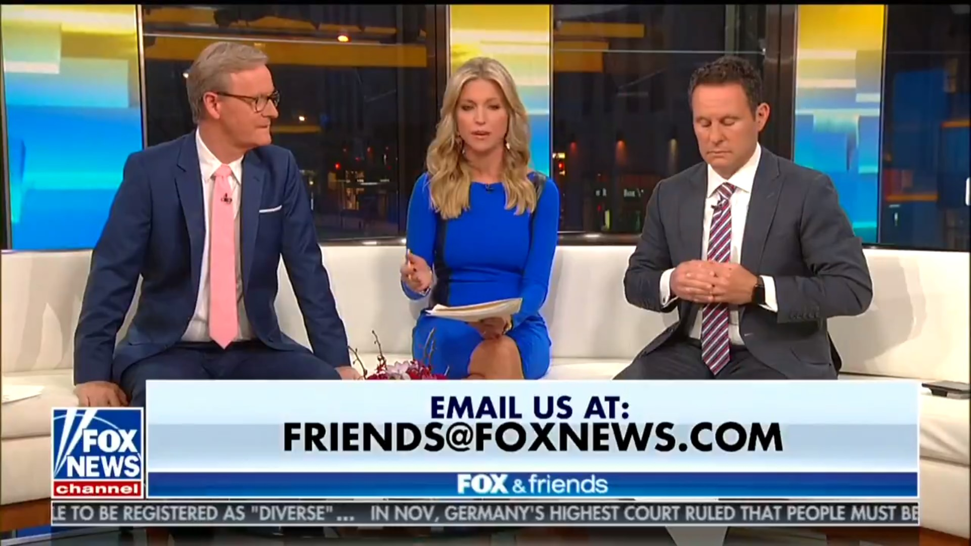 Fox News' Ainsley Earhardt On America's Greatness: 'We Defeated Communist Japan'