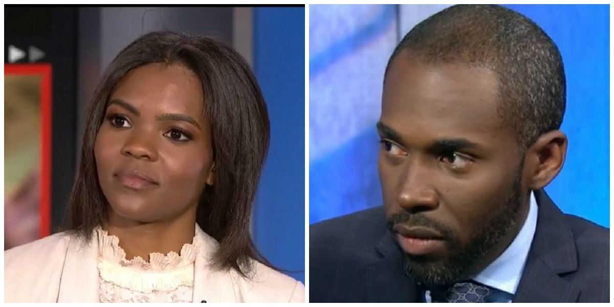Candace Owens: CNN Suspending Paris Dennard Over Sexual Harassment Allegations Is 'Public Lynching'