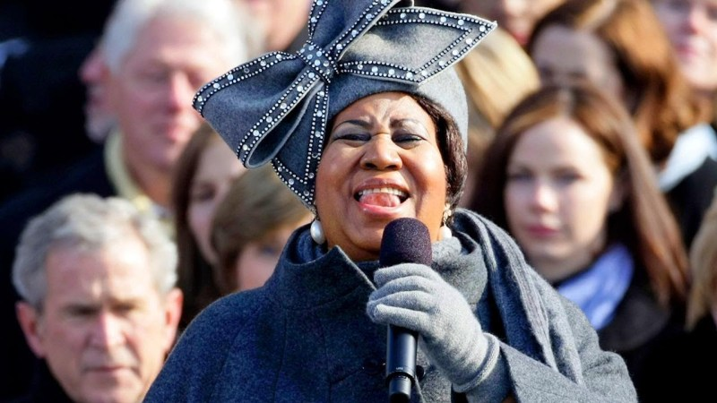 Aretha Franklin Refused To Perform At Trump's Inauguration