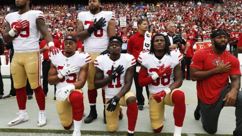 Trump Supporters Overwhelmingly Oppose NFL Players Kneeling During National Anthem