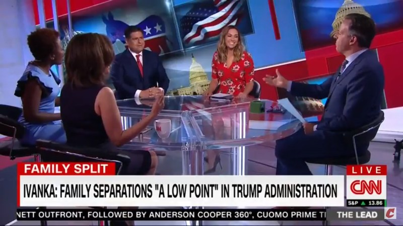 Tapper Scolds Trump Surrogate: 'Something You Don't Like Does Not Become Fake News!'