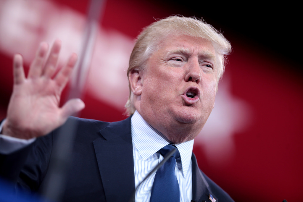 Trump: If I Talked The Way Bob Woodward Claims, I Wouldn't Be President