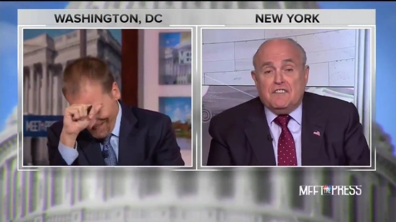 Trump Attorney Rudy Giuliani: 'Truth Isn't Truth'