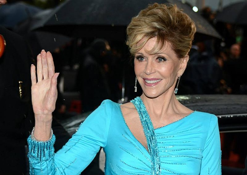 Jane Fonda: I Don't Hate Trump Because He Was 'Traumatized As A Child'