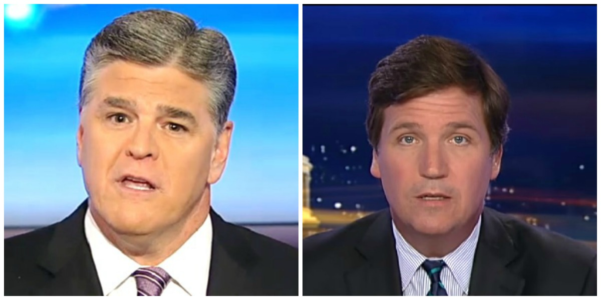 Hannity Most-Watched In Cable News Monday, Tucker Leads In Demo