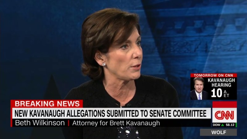 Kavanaugh Lawyer Blasts Accuser Julie Swetnick For Attending Parties Where Alleged Rapes Occurred